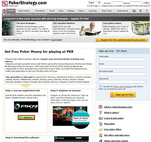 Free online poker without registration